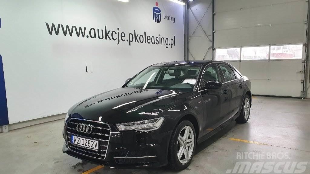 Audi A6 sedan 2.0 TDI ultra S tronic