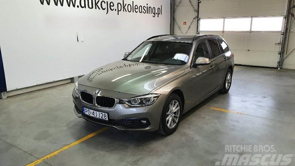 BMW 320D Kombi 320d xDrive Advantage aut