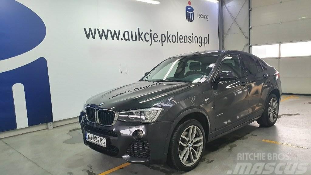 BMW X4 SUV X4 xDrive20i Edycja M Sport aut