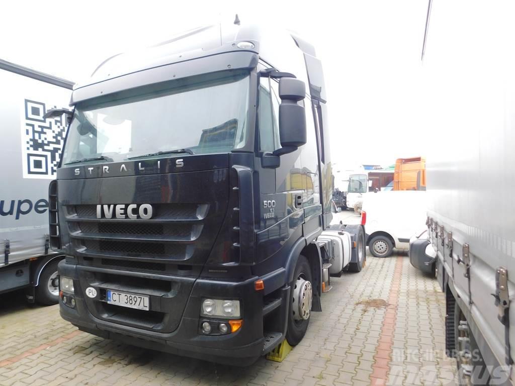 Iveco STRALIS AS500 Stralis Euro 5 12882ccm - 500KM