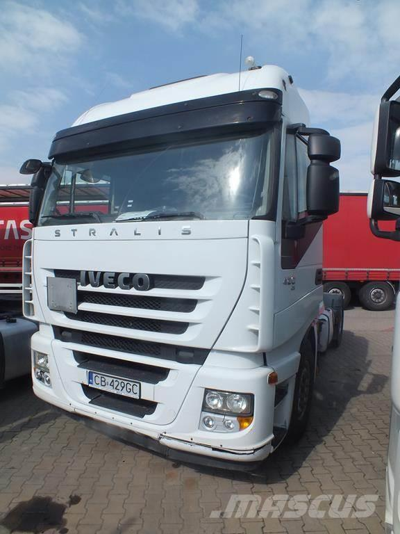 Iveco STRALIS AT 440S42 T/P 4x2 (high roof) Euro 5