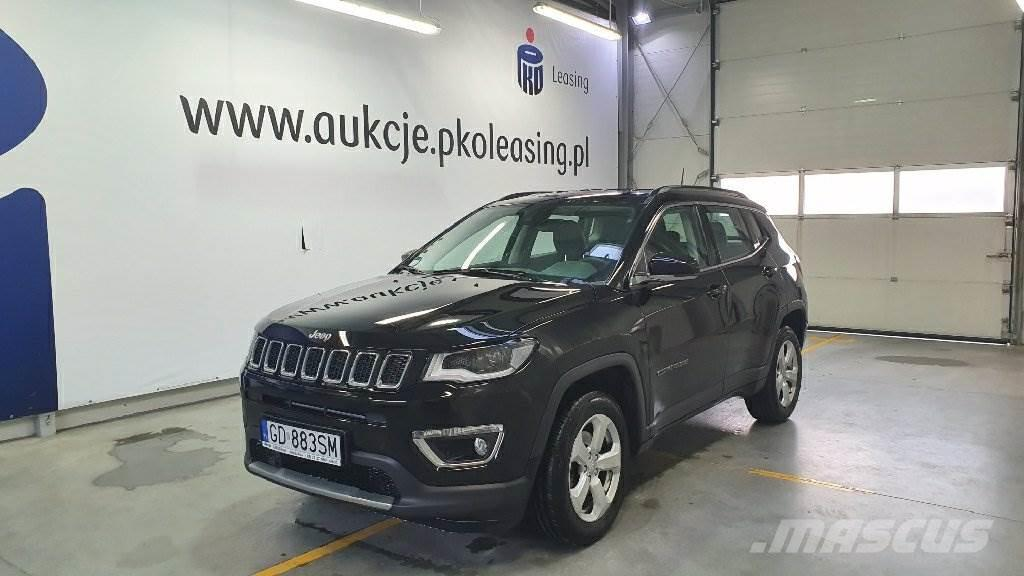 Jeep Compass SUV Compass 1.4 TMair Limited 4WD