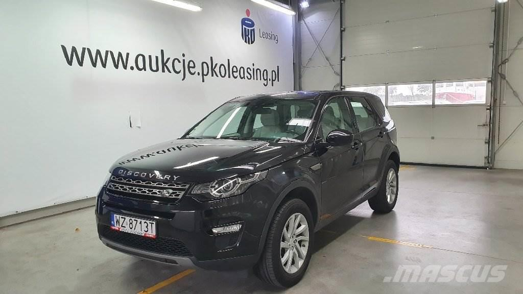 Land Rover Discovery Sport Kombi 2.0 TD4 SE aut