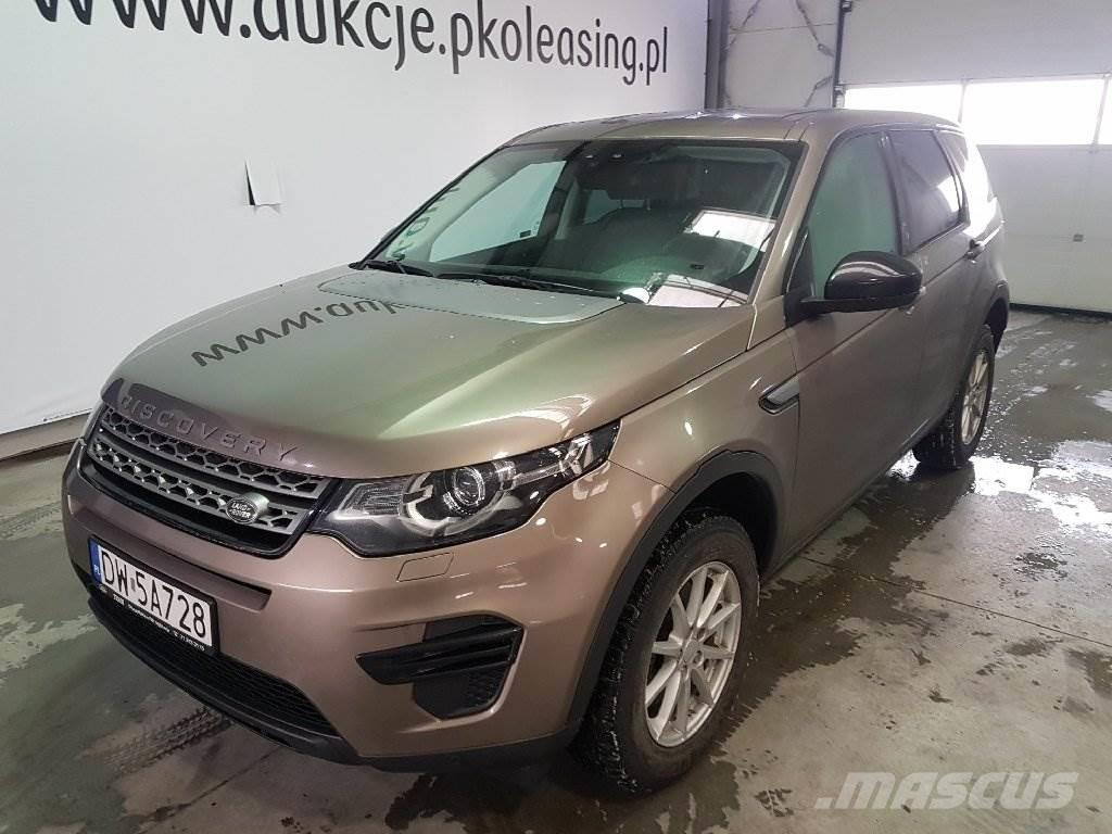 Land Rover Discovery Sport 2.0 TD4 Pure aut