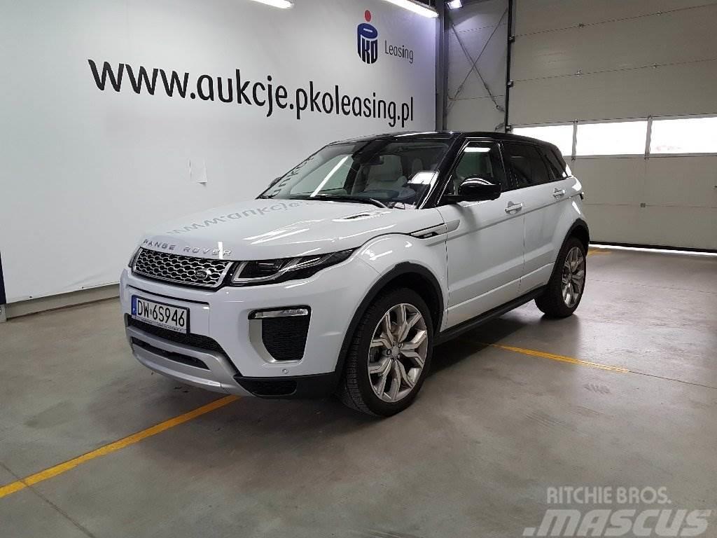 Land Rover RANGE ROVER Kombi Evoque 2.0Si4