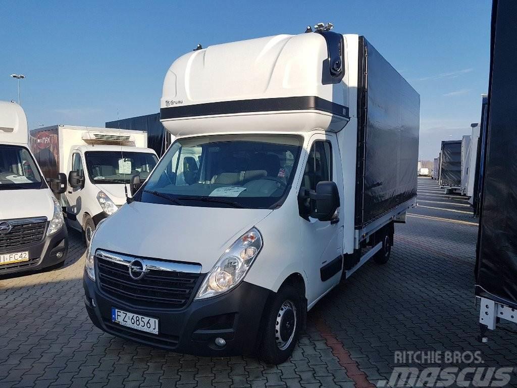 Opel Movano BiTurbo CDTI Euro 6 2299ccm - 170KM 3,5t