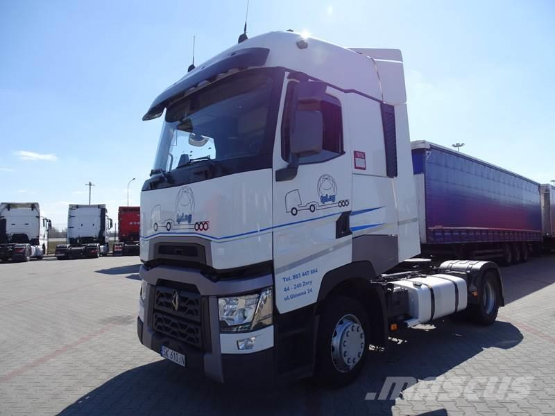 Renault T 520 T 4x2 X-Low High-Sleeper Euro 6