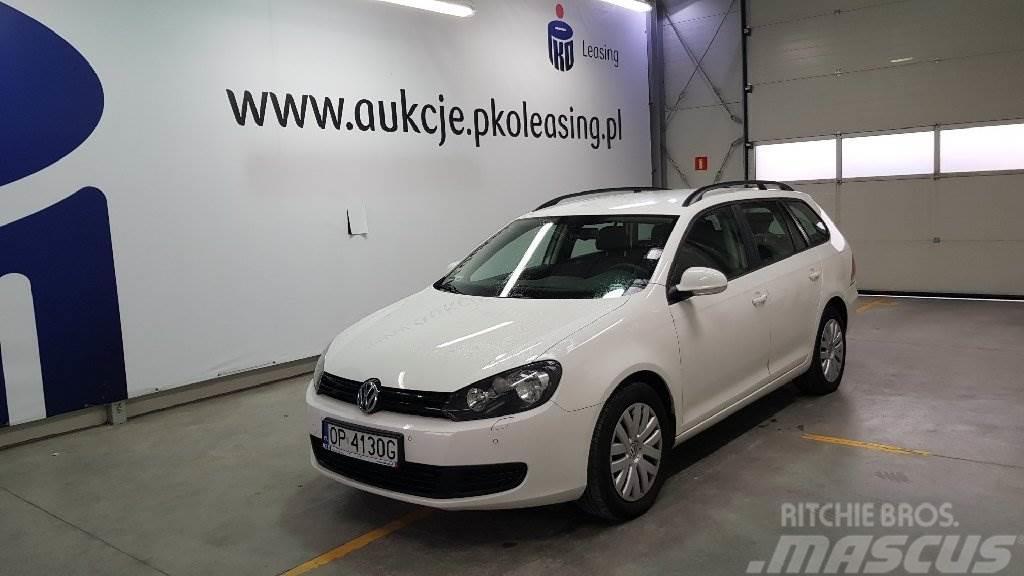 Volkswagen Golf Variant 1.6 TDI BlueMot. Trendline