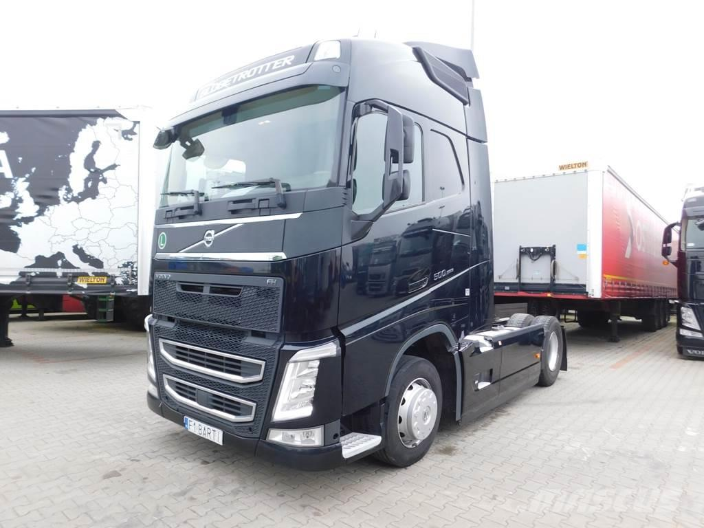 Volvo FH 500 Model 2013 4x2 Globetrotter XL Euro 6