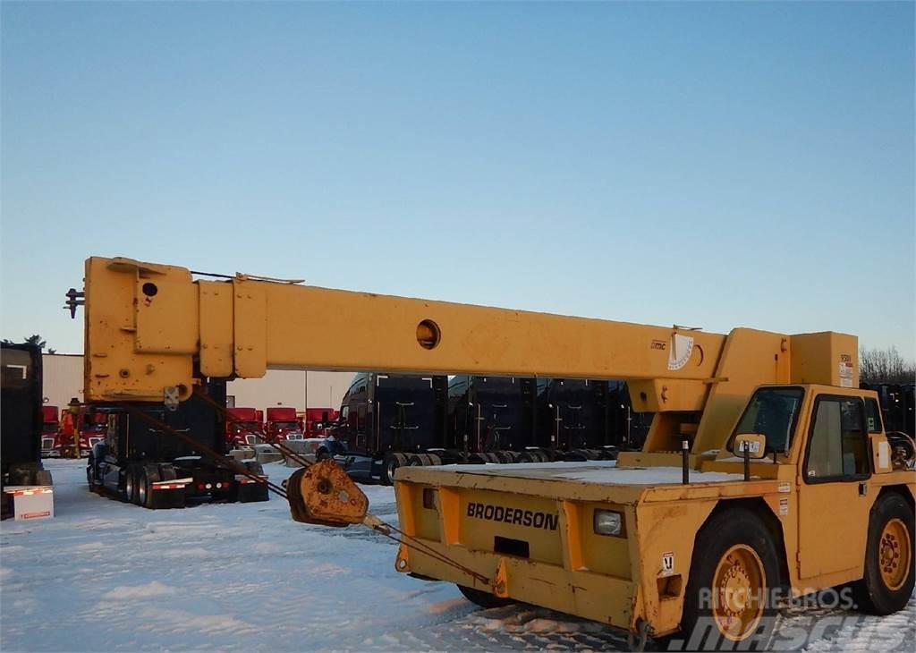 Broderson IC200-2B 15 ton