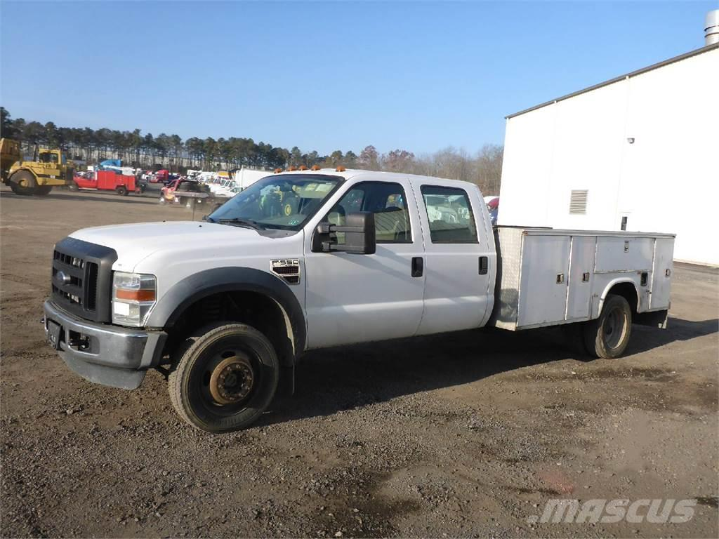 Ford F550 For Sale >> Ford F550 Crew Cab