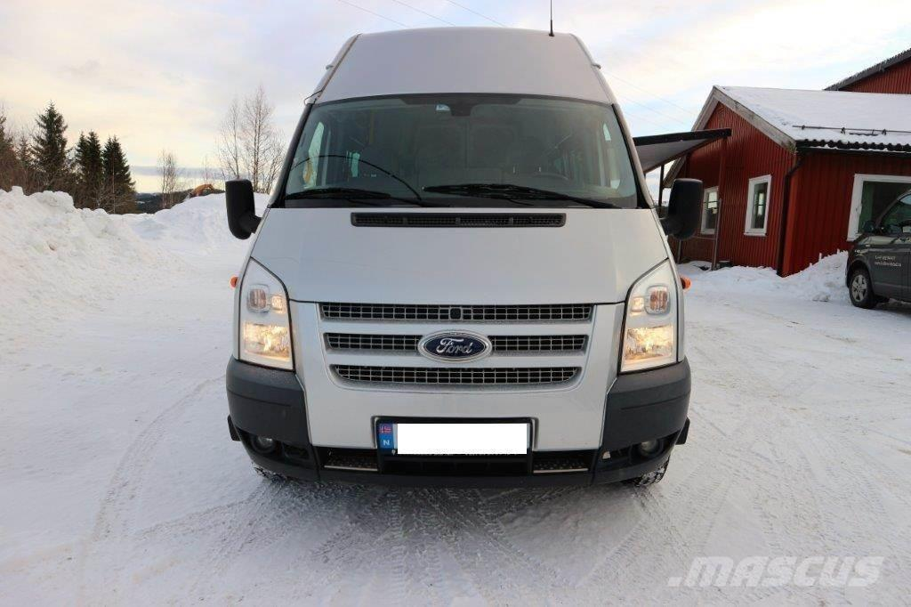 ford transit occasion prix 20 880 ann e d 39 immatriculation 2013 minibus ford transit. Black Bedroom Furniture Sets. Home Design Ideas