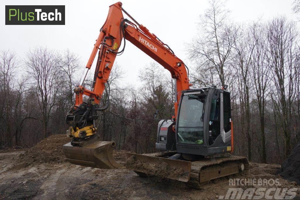 Hitachi Zaxis 85 US