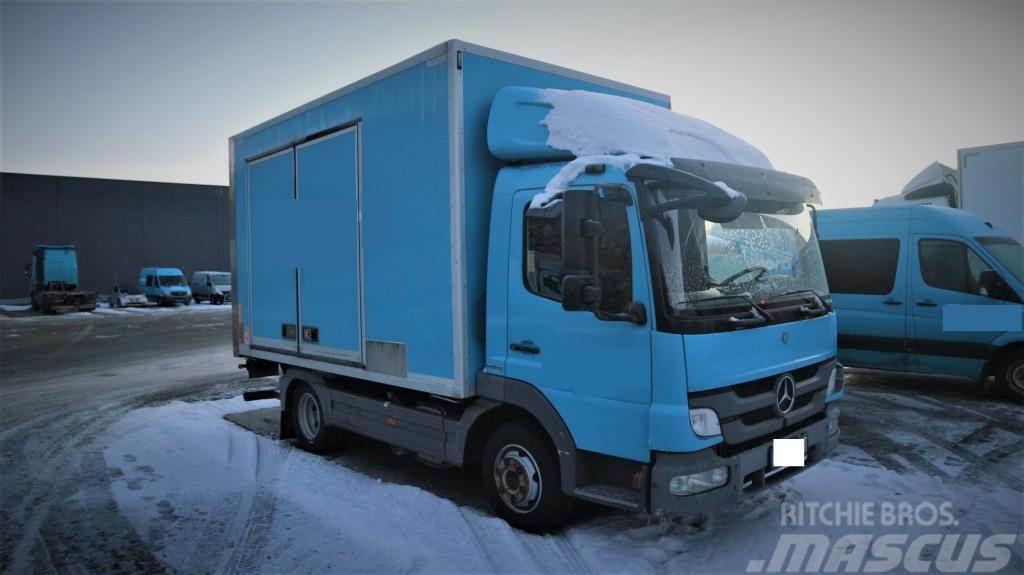Mercedes-Benz 818 L