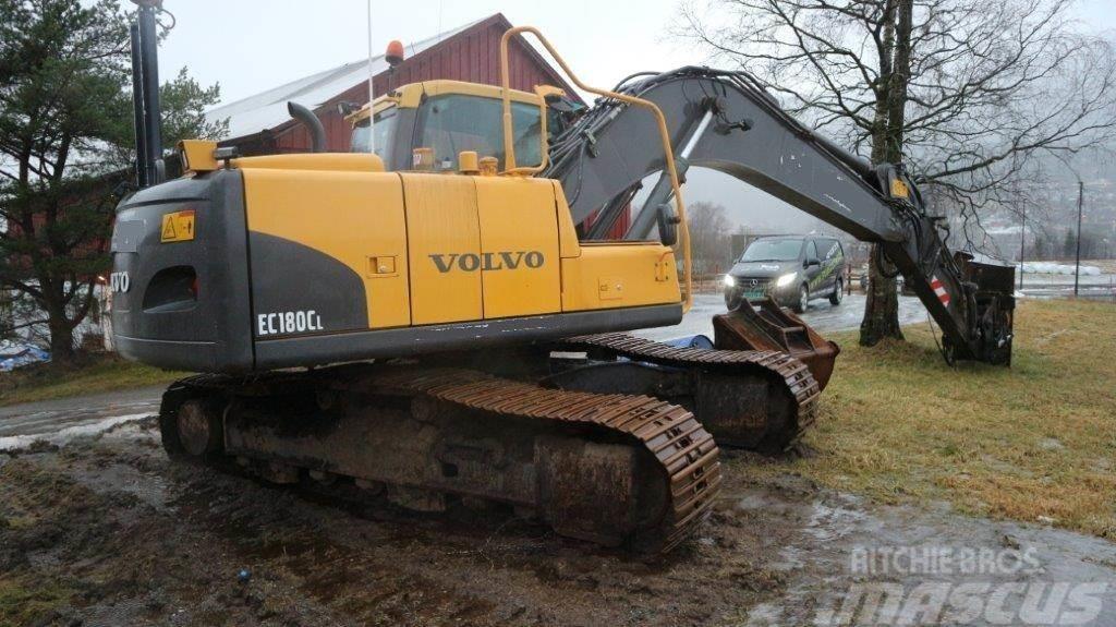 Volvo EC 180 CL