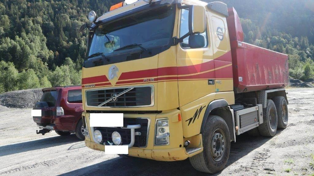Volvo FH 16 580