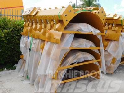 Caterpillar CS563E / CS533E - NEW- Pad Drum Shell Kit