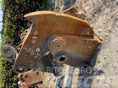 Caterpillar MP20 Tank Shear Jaw Set