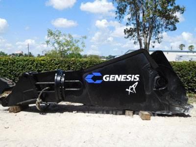 Genesis GXP 1000R Mobile Shear