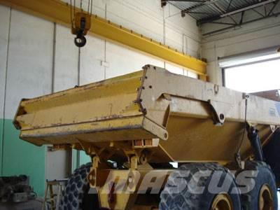 Volvo A35D Tailgate
