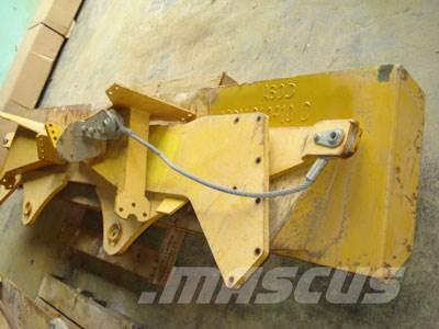 Volvo A40D Tailgate