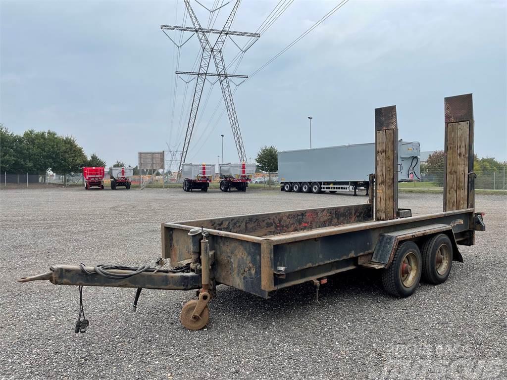 [Other] Demmler 2-aks 8-tons kærre