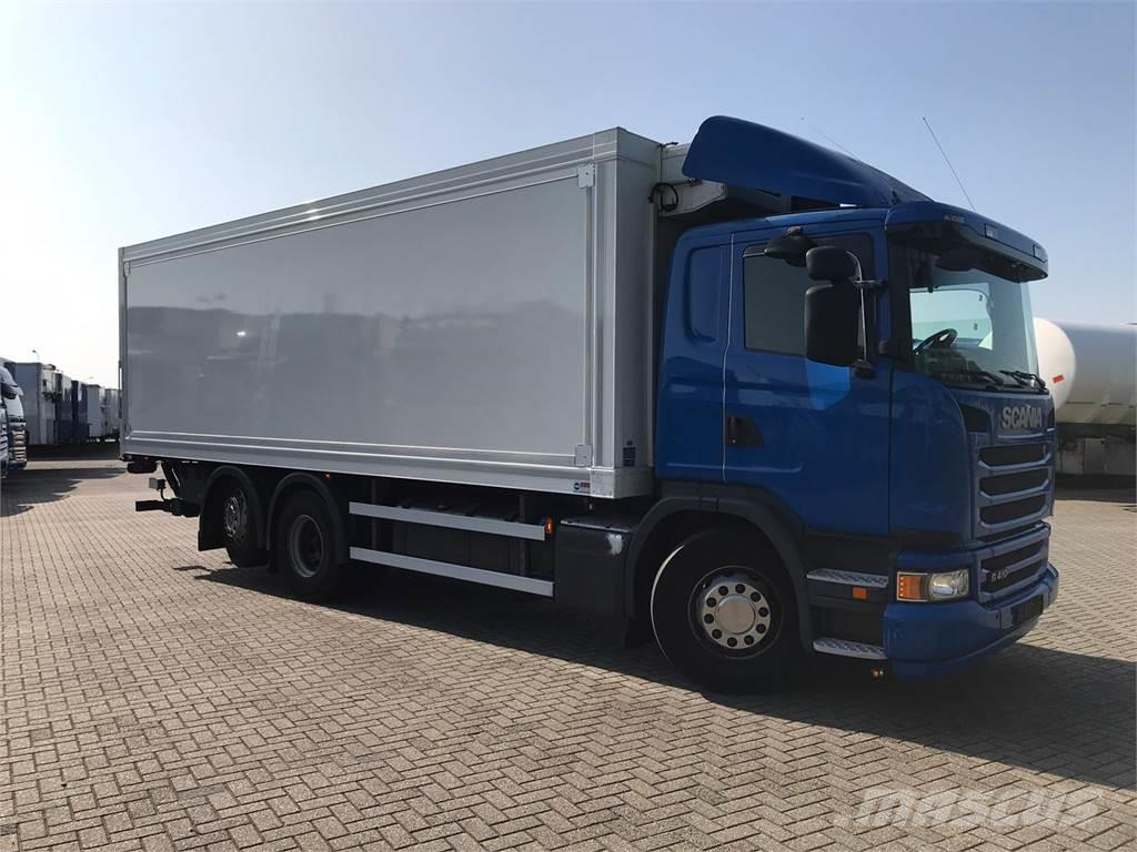 Scania G410 Frigoblook Køl - Lift