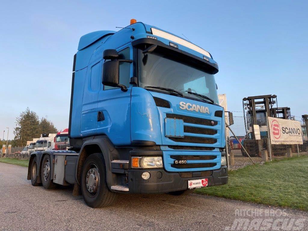 Scania G450 Twensteer
