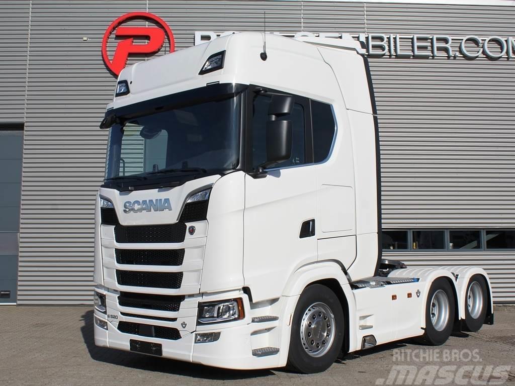 Scania NY S520 2950