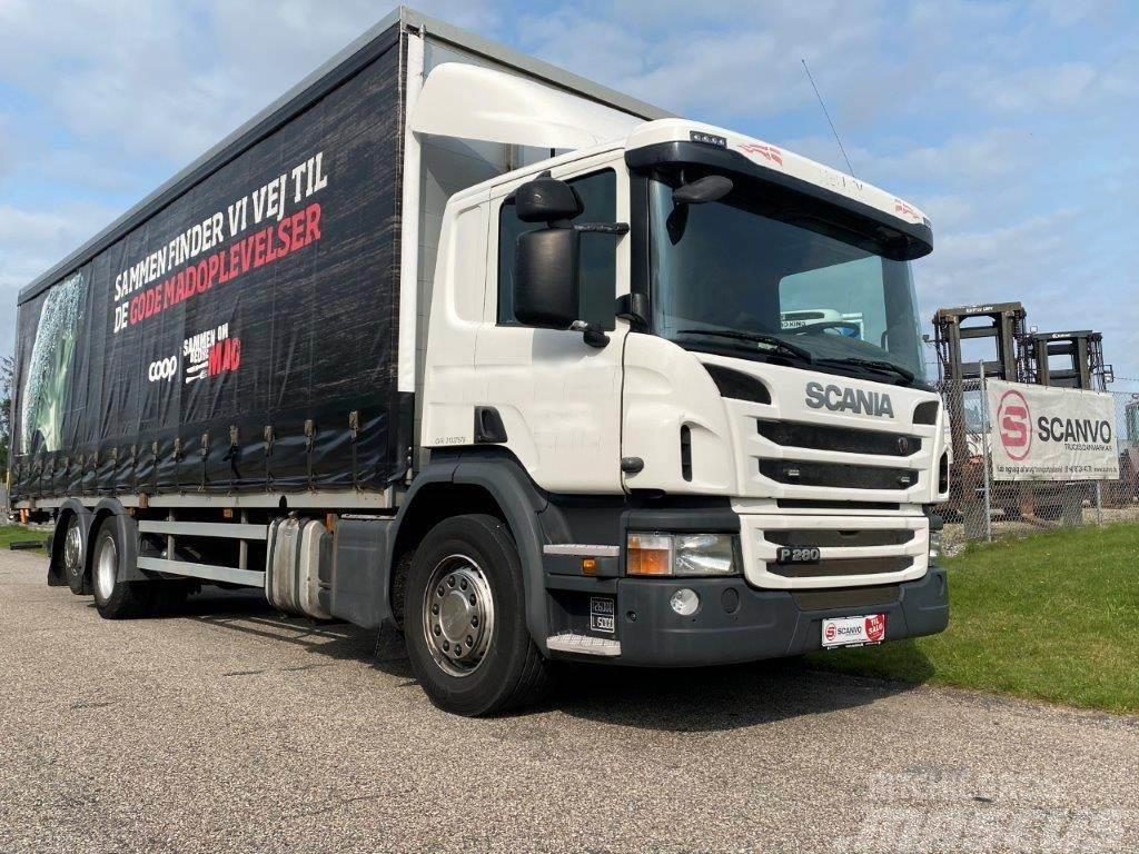 Scania P280 LB 6x2*4 HNB