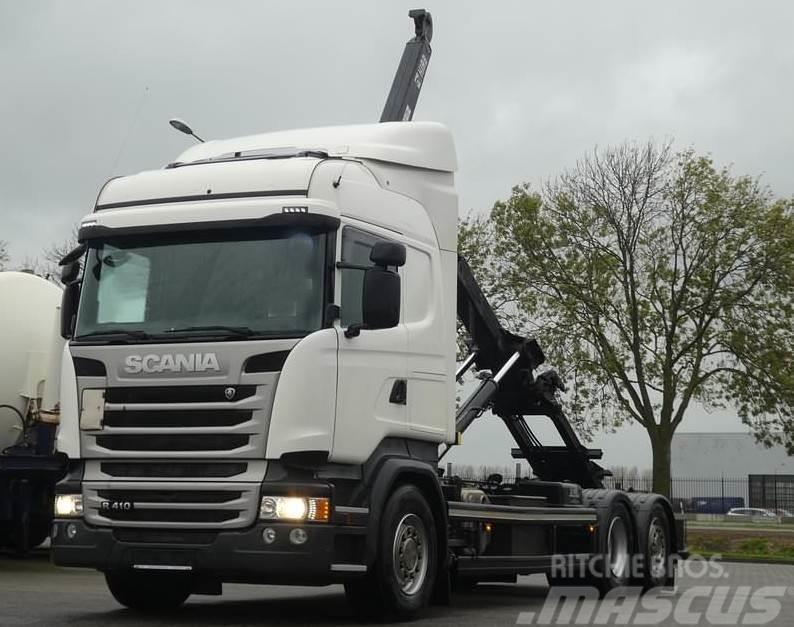 Scania R410 Hiab Krog