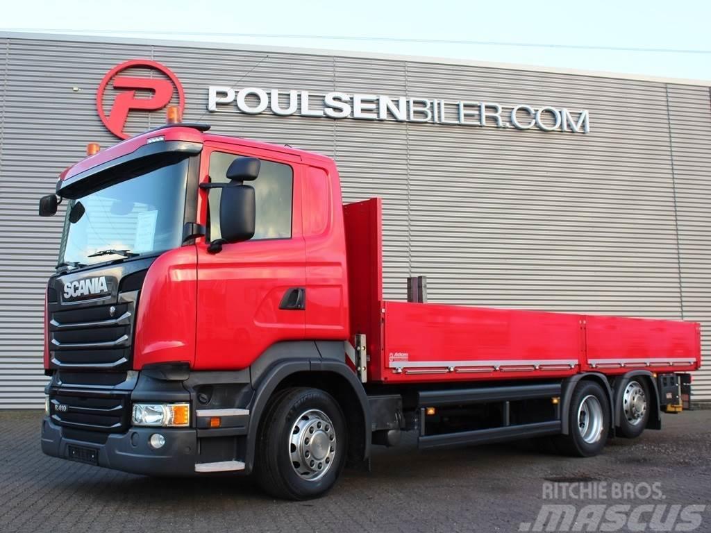 Scania R410 stilladsbil