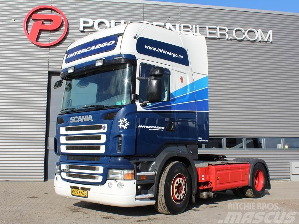 Scania R480 4x2