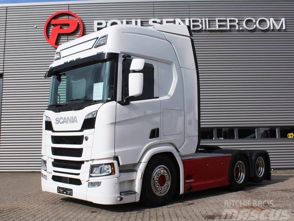 Scania R500 3150mm