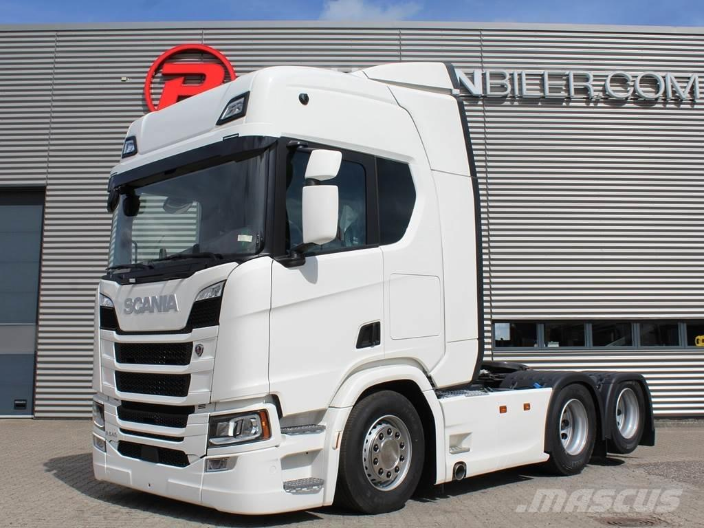 Scania R540 2950mm Boogie S 540