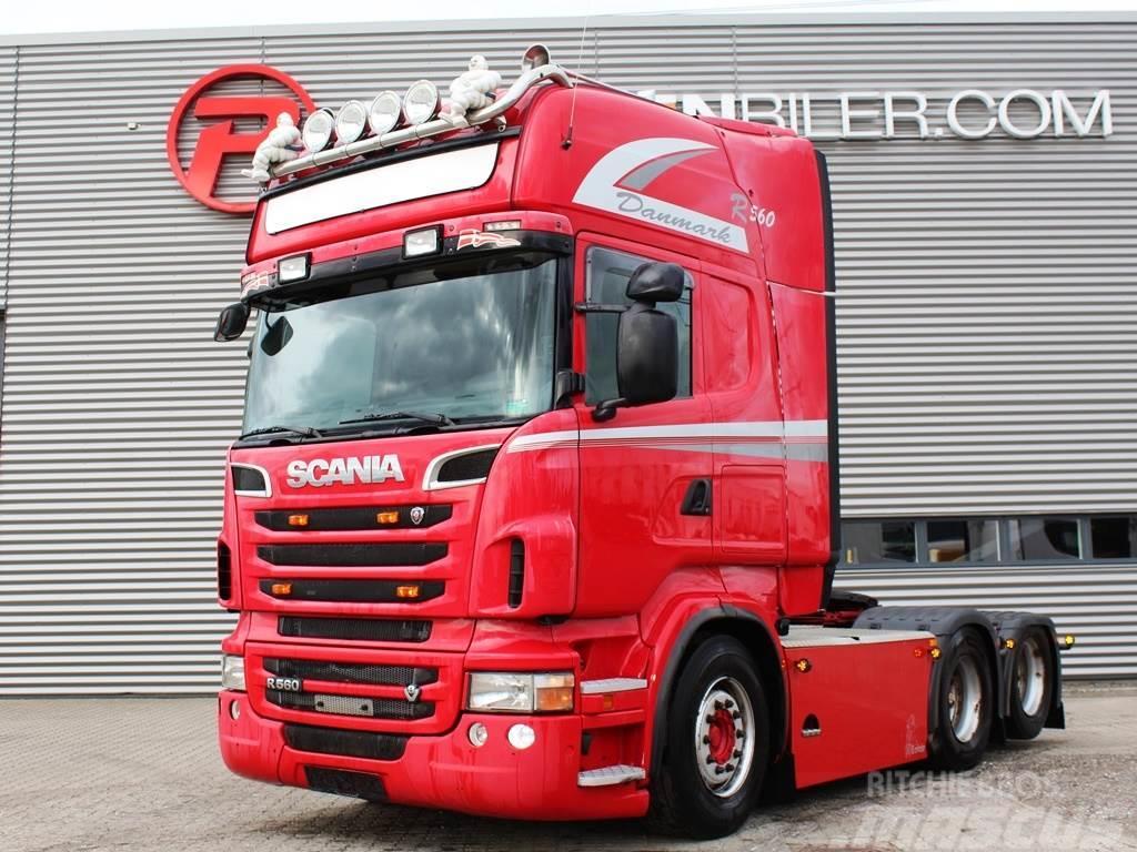 Scania R560 6x2 3100mm