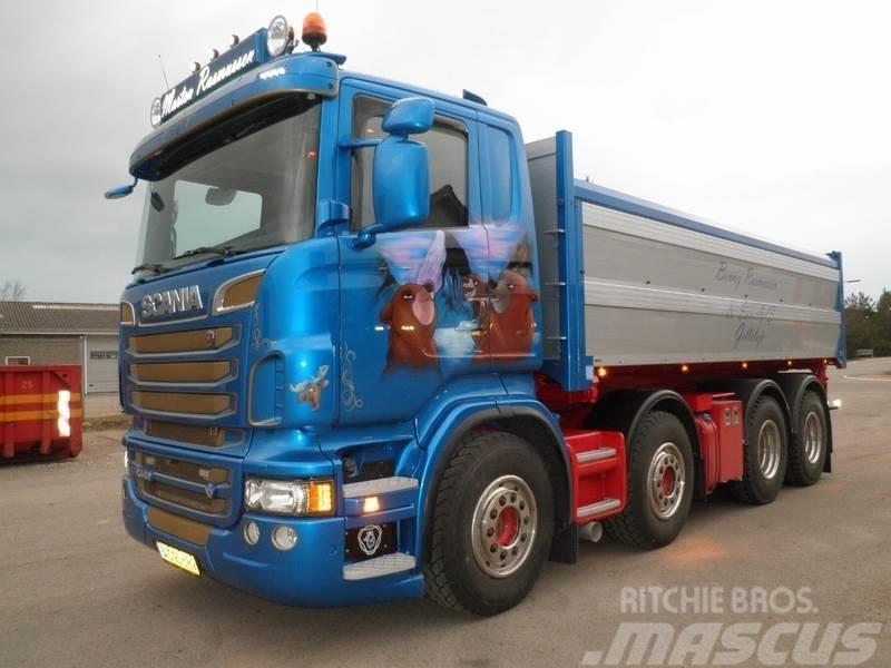 Scania R560 Nopa tip inkl. kærre