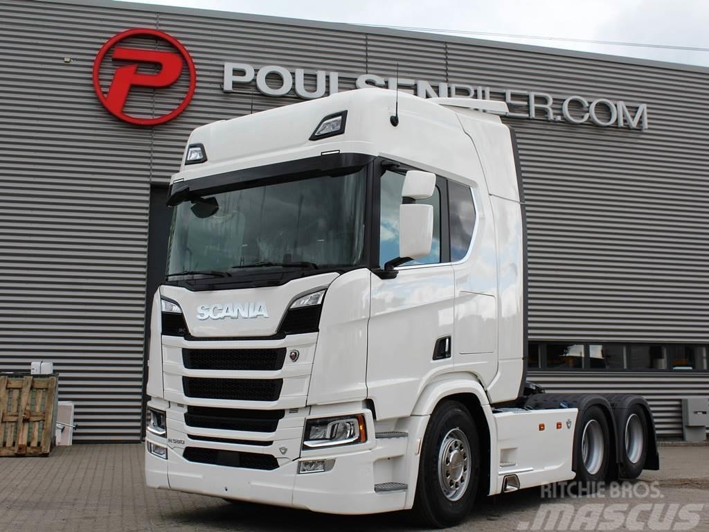 Scania R580 2950 Boogie