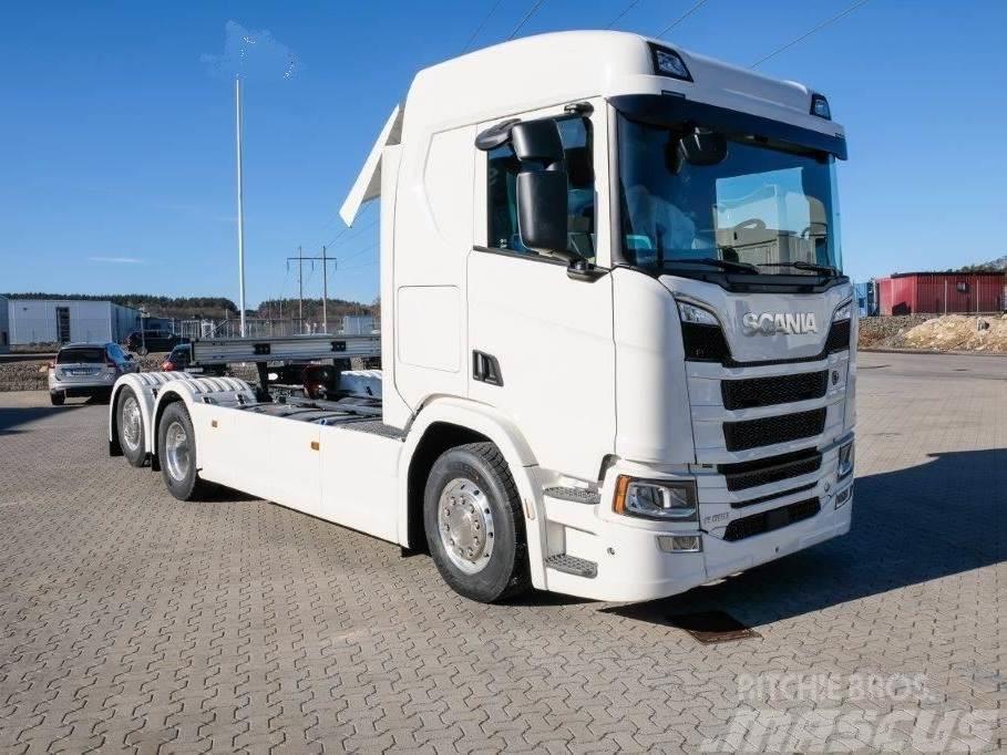 Scania R580 6x2*4 4550mm