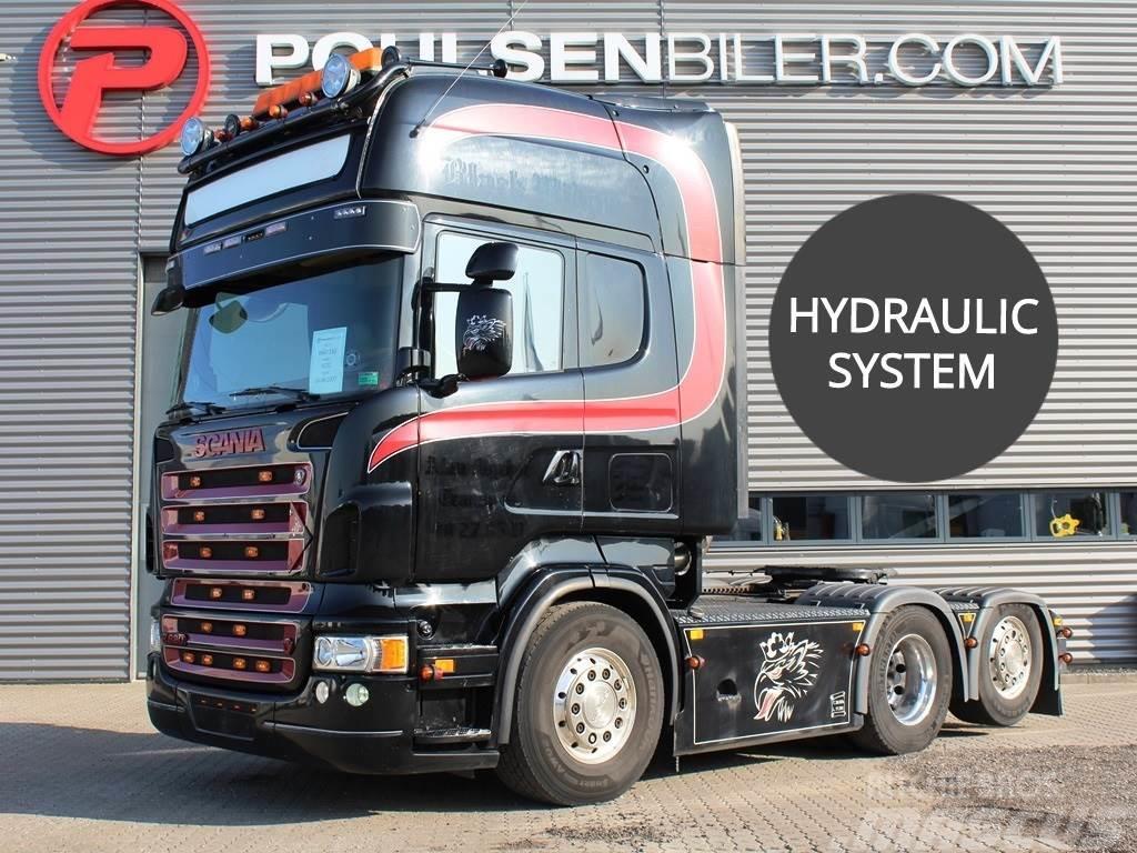 Scania R620 6x2 2900mm