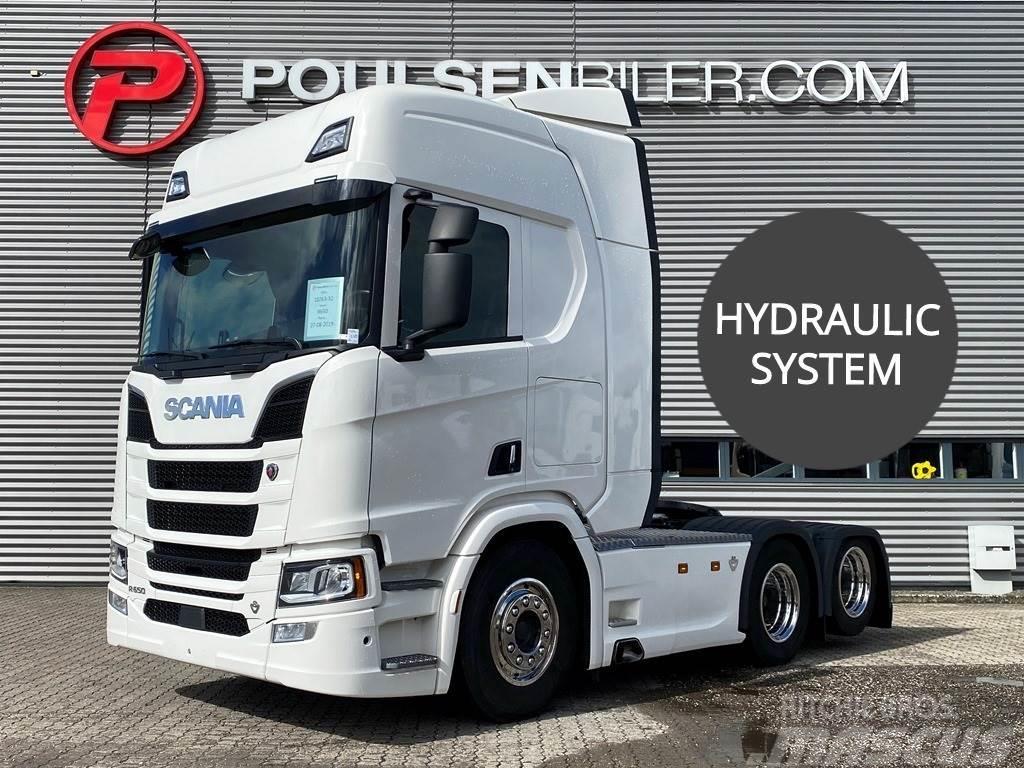 Scania R650 2950mm