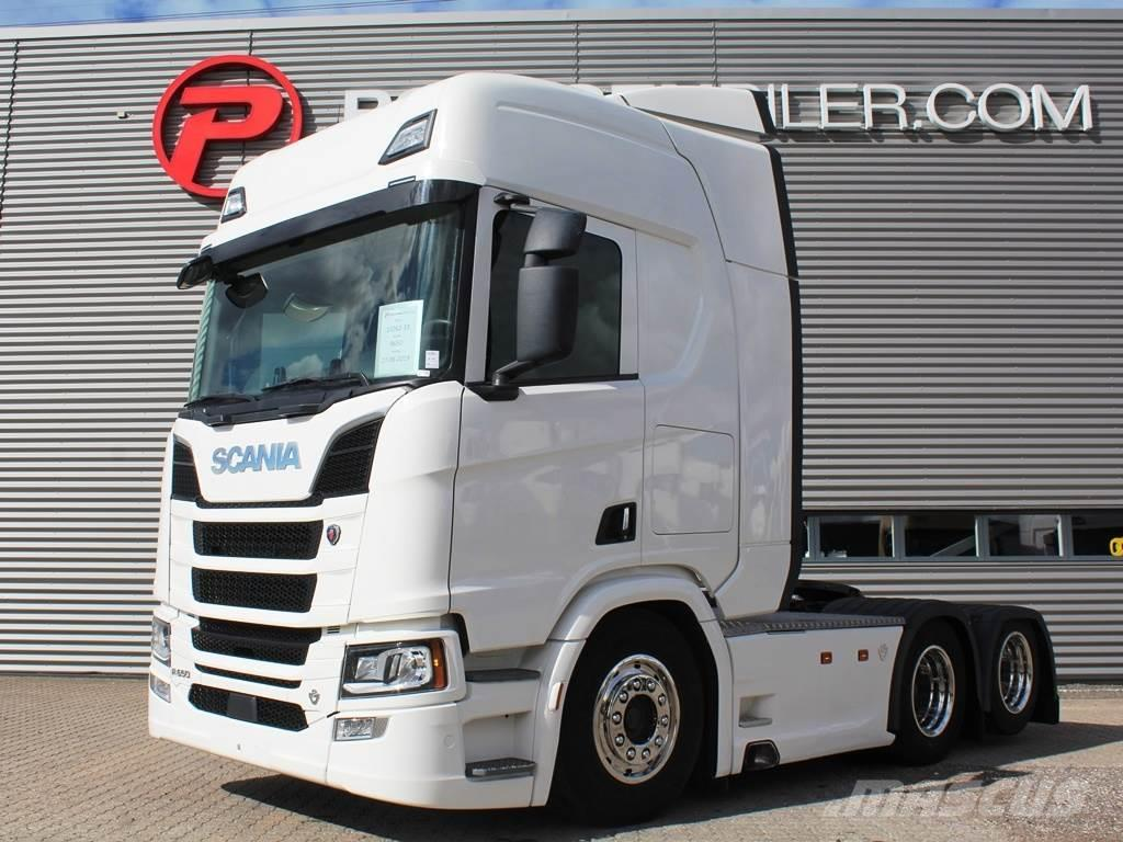 Scania R650 6x2 2950mm S 650