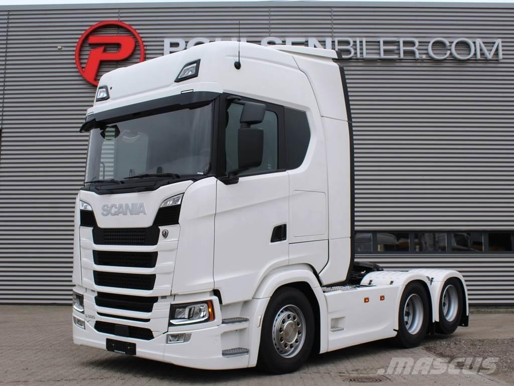 Scania S500 6x2 2950mm R500
