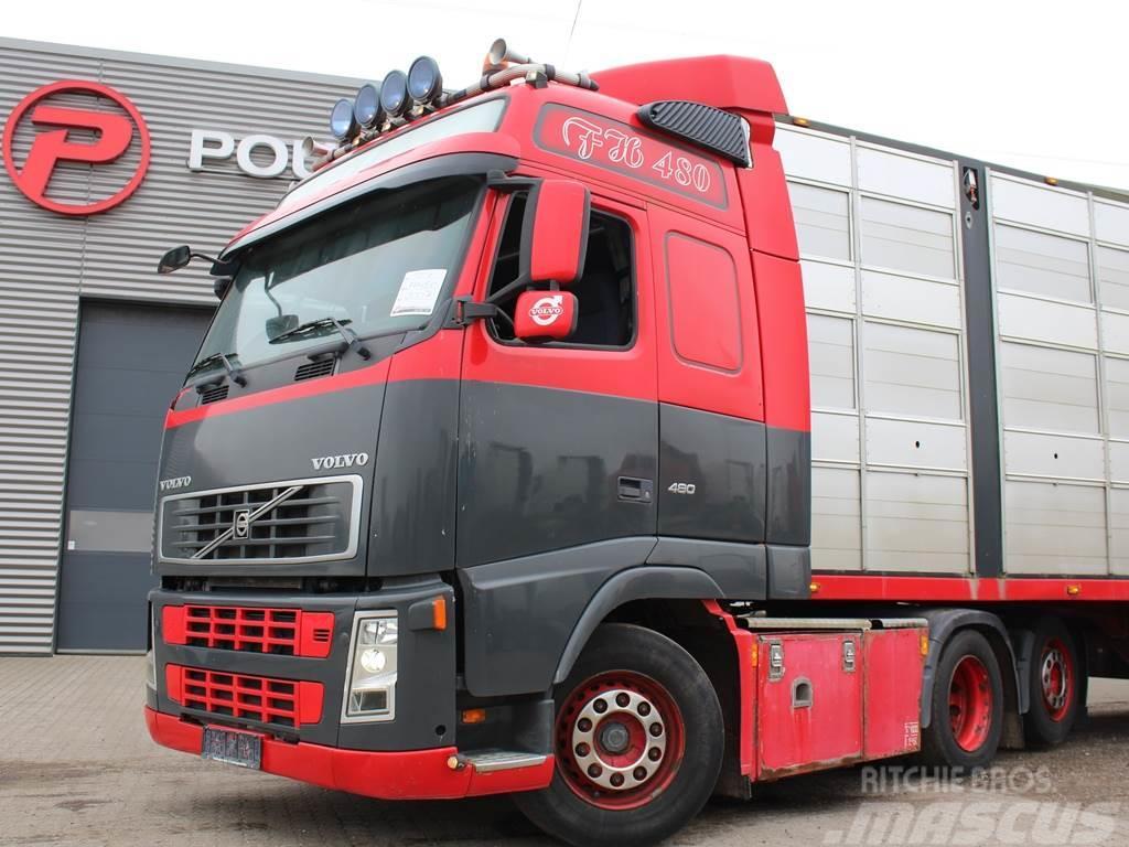 Volvo FH480 6x2 hydr.