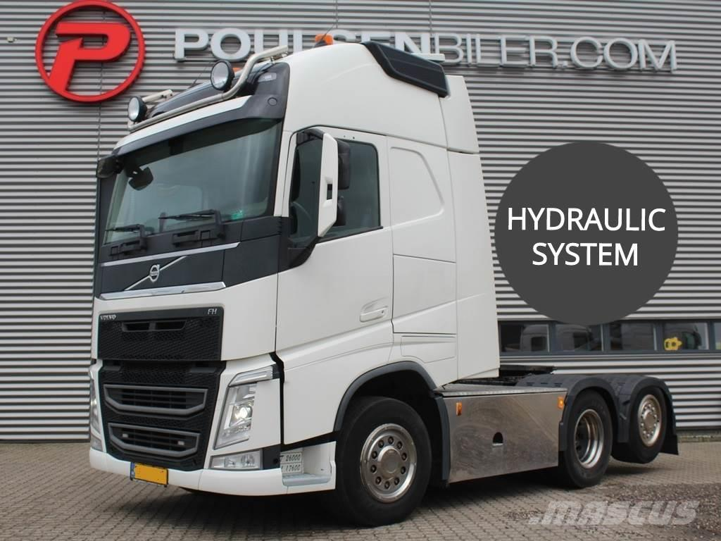Volvo FH500 hydr. 3000mm