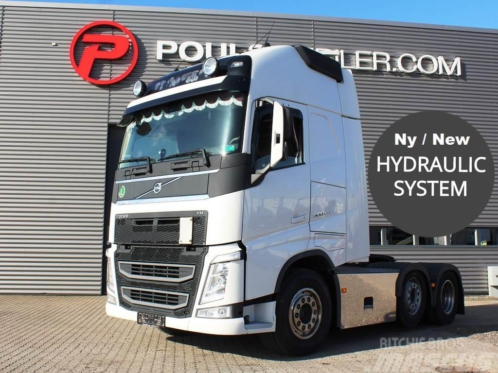Volvo FH500 XL hydr.
