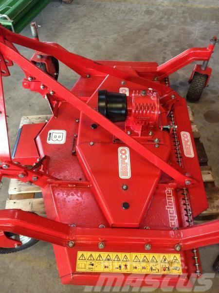 Befco Rotorklipper C30 120 cm OVERGEMT