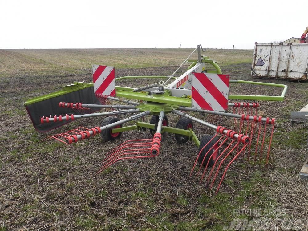 CLAAS rotor rive