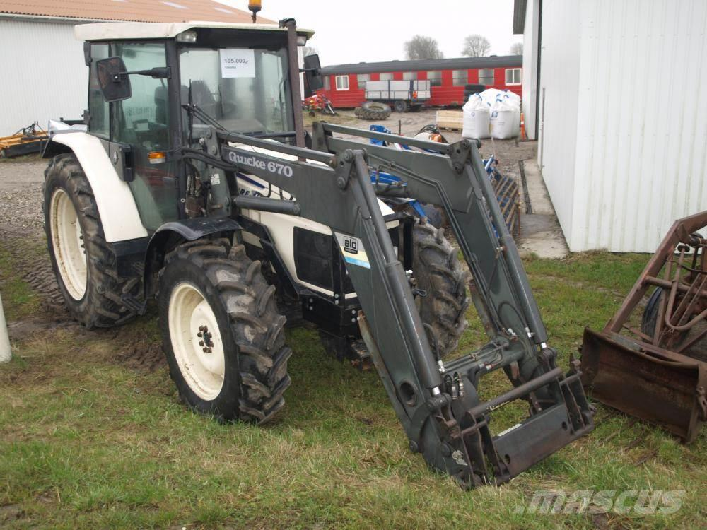Used Lamborghini 950 Premium Tractors Year 1995 Price