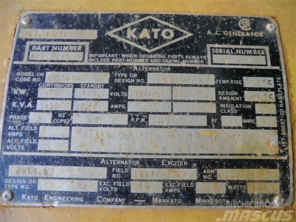Kato 800SR9D
